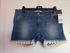 New With Tag Next  Summer Boutique Women Short Size 16