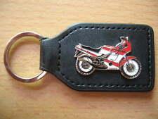 Schlüsselanhänger Yamaha RD 350 RD350 YPVS rot/weiß Motorrad 0180 Key Holder