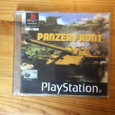 Panzer Front - PS1 - Promo Copy - 1999