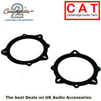 CT25BM08 1, 3 & 5 Series X1, X3, X5 BMW 10cm Front Door Speaker Adaptor Ring