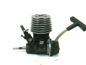 HPI Nitro Star T3.0 Pullstart Engine w/Rotary Carb, Side Exhaust