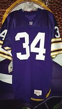 HERSCHEL WALKER #34 MINNESOTA VIKINGS WILSON JERSEY NEW TAGS 1980'S SIZE 42