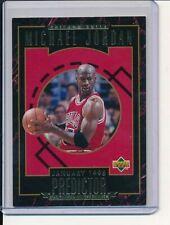 1995 UPPER DECK MICHAEL JORDAN PREDICTOR R2 CARD