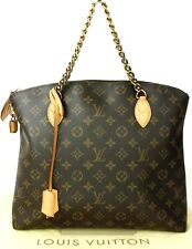 Auth LOUIS VUITTON Monogram Lockit Chain Tote France M40989 2013-14AW Limited