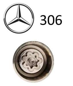 MERCEDES Locking Wheel Nut Key Code 306