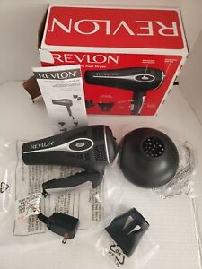 RVDR5018 Revlon 1875-Watt Retractable Pro Hair Dryer