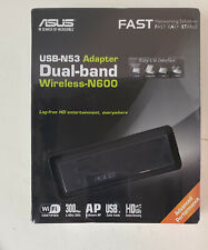 ASUS USB-N53 Dual-band Wireless-N600 USB WiFi Adapter #98