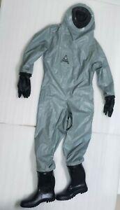 Auer Schutzanzug Chemische Schutz Anzug