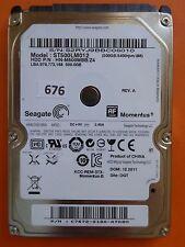 500 GB Seagate ST500LM012 HN-M500MBB /Z4 | PN: C7672-G12A-A7AQM | DGT  #676