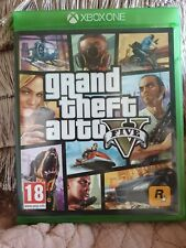 Grand Theft Auto 5 ( GTA V ) Xbox One