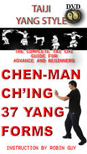 37 Cheng Man Ching Tai chi DVD and PDF Book by guychi
