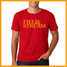 Field & Stream Fishing Rods Reels Logo Various Colors T-Shirt
