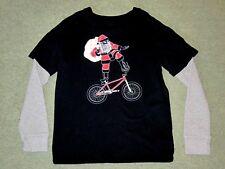Exc cond, Gap boys Xmas t-shirt, size M (8-9 yrs)
