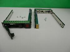 "20 Stück HP 2,5"" Hot Swap Caddy SAS - SATA, 651687-001 HP G8 G9 G10 m. Schrauben"