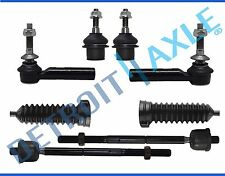 New 8pc Front Suspension Kit Inner Outer Tie Rod Ends 03-06 Ford Expedition