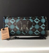 Calico Dragon Ban Ivory Purse Shoulder Bag, New with tags.