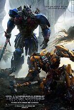 Transformers Last Knight - original DS movie poster - 27x40 D/S FINAL