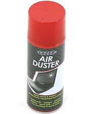 2 x 200ml Compressed Air Duster Spray Can Cleans Protects Laptops Keyboards etc