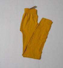 YAHADA - GOLD COLOR STRETCH LEGGINGS - FULL LENGTH - NWT