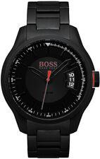 Hugo Boss Orange Hong Kong Black Bracelet  Mens Fashion Watch 1550005 £199