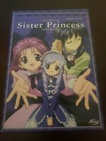 Sister Princess - The Complete Collection (DVD, 2009, 5-Disc Set)