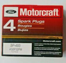 SP493 Motorcraft Platinum Spark Plug AGSF32PM For Ford 4.6L 5.4L V8