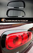 MK2 MINI Cooper/S/ONE/JCW F54 Clubman Gloss Black Rear Light Surrounds 1 Pair