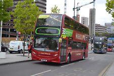 BX61LME National Express West Midlands Bus 6x4 Quality Bus Photo