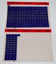 DEC BK7B1 E/F Disk Drive Technical Description Manual, Microfiche