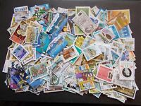 Quality Packet of 250 Different Used Guernsey Stamps~Collection~UK Seller