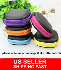 For Earphone Headphone Earbuds SD/TF Cards Mini Storage Bag Pouch Hard Case B05