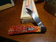 "CASE 3.1875"" CLOSED POCKET KNIFE CHESTNUT BONE JIGED SWAY BACK WHARNCLIFFE CV BL"