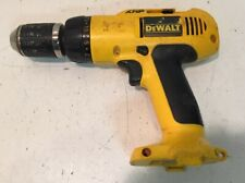 Dewalt 12v DW972 Cordless Driver Drill Bare Tool As Is For Parts Or Repair