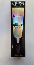 Nyx Glitter Primer Eyeshadow Base & Foundation Primer, Glue, GLIP01, 0.33 oz