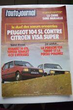 L AUTO JOURNAL 21 1978 RENAULT 14 GTL TOYOTA STARLET PORSCHE 924 POLSKI POLONEZ