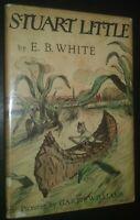 Stuart Little by E.B. White Garth Williams Illustrator