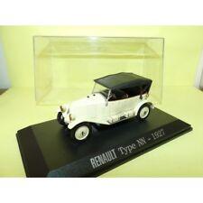 RENAULT TYPE NN 1927 Crème UNIVERSAL HOBBIES Collection M6 1:43