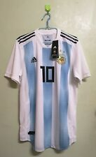 Lionel Messi Argentina Home Authentic Climachill Player Issue 2018 M. Pls read.