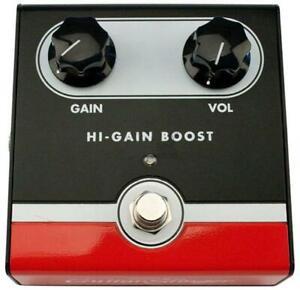 Jet City Guitar Slinger GS Hi-Gain Boost Guitar Effects Pedal NOS