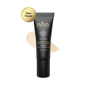 New Inika Certified Organic Perfection Concealer Vegan Organic Inika makeup