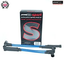 POWERTEC SPORT 8mm Performance HT LEADS FILI BMW 316 318 COMPACT Z3 M43 B16 B18