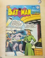 Batman #79 - DC 1953 - Vicki Vale & Prof Carter Nichols App Silver Age