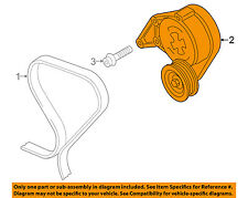 AUDI OEM 04-06 TT Quattro-Serpentine Drive Fan Belt Tensioner 022145299D