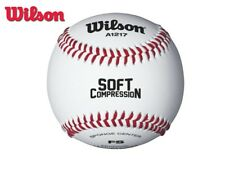 Brand New Wilson 2018 - Soft Compression Level 1 Baseball- Pack Of 12