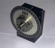 Parte apparato F. EMCO Compact 5 Unimat 3 4 PC Diving attachment, appareil diviseur