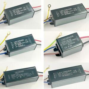 LED Driver Power Supply Transformator 10W 20W 30W 50W 70W 100W IP65 AC85-265V