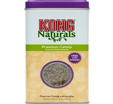 KONG CATNIP - (56.7g) - Cat Nip Herb 2oz Kitten Pet Toy Refill Pack bp PawMits