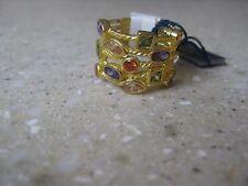 Contessa di Capri, Multi-colored Ring,  Size 7, NWT