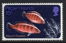 PITCAIRN ISLANDS SG113 1970 FISH 15c MNH
