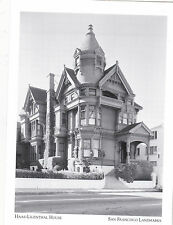 """*Postcard-""""Haas-Lilienthal House"""" (Museum) -*S.F. California  (A15-4)"""
